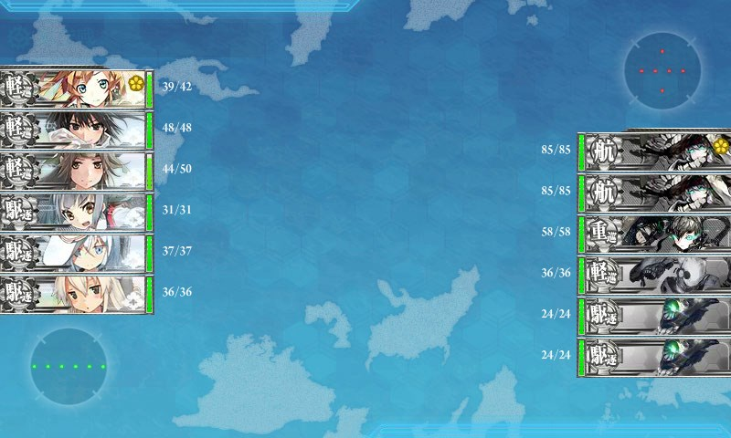 1-4南西諸島防衛線攻略