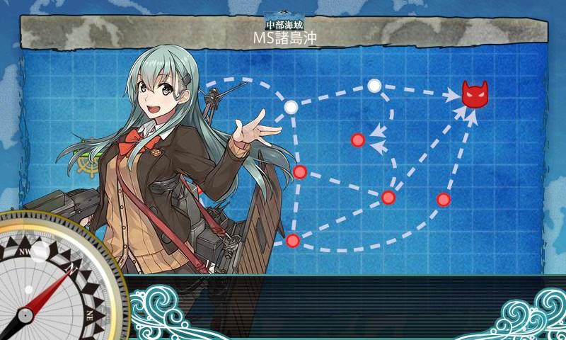 【艦これ】改装攻撃型軽空母、前線展開せよ!攻略【鈴谷航改二任務】