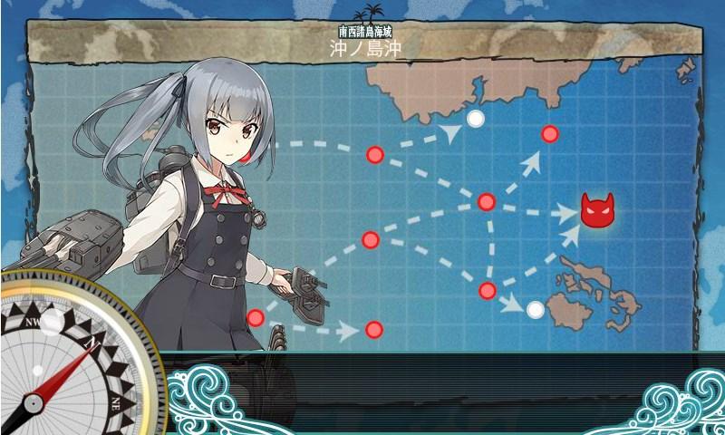 【艦これ】「礼号作戦」実施せよ!攻略【単発任務】