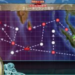 E2 カレー洋リランカ島沖 リランカを越えて マップ